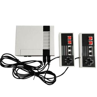 TV Video Game Console For NES Classic 8 Bit Game Player Built-In 620 Games + Dual Controllers Specification:EU Plug