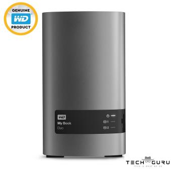 "Harga WD MY BOOK ESSENTIAL DUO 3.5"" 8TB USB 3.0"