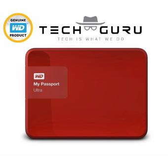 WD MY Passport Ultra 2TB RED(2TB)