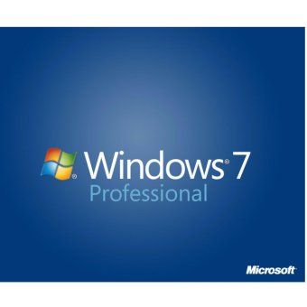 Harga Windows 7 Professional OEM Key SP1