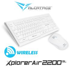 Wireless keyboard and mouse Combo Xplorer Air 2200SL Singapore