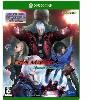 Harga XBox One Devil May Cry 4 Special Edition (English & Japanese)