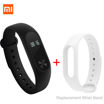 """Xiaomi 0.42"""" OLED Touch Screen Mi Band 2 Smart Bracelet/Replace Band"""