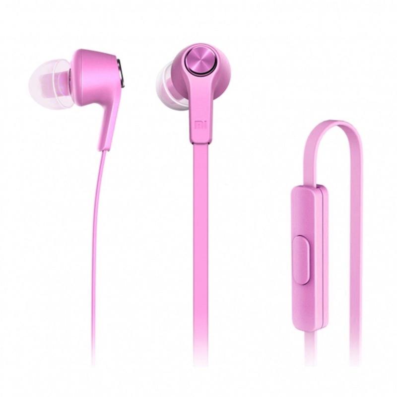 Xiaomi In-Ear Headphones Basic (Pink) Singapore