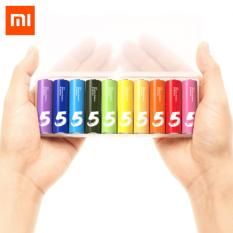 Xiaomi Mi Alkaline No. 5 (AA) Batteries Rainbow color 10pieces/box