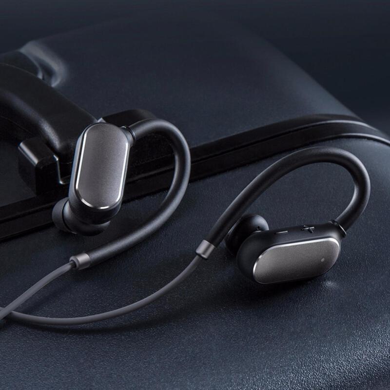 Xiaomi Mi Sport / Music Waterproof  Bluetooth Ear-Hook Headphones Black Singapore
