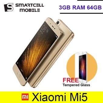 Xiaomi Mi5 64GB (Gold) International ROM (Export)