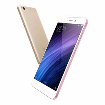 Xiaomi Redmi 4A 16GB Dual-Sim Rose Gold (Export)(Rose 16GB)