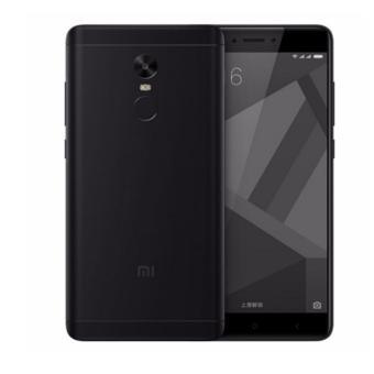 Xiaomi Redmi Note 4X 3GB RAM 32GB ROM BLACK (EXPORT)(Black 32GB)