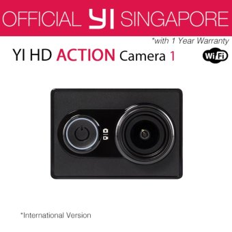 Xiaomi Xiaoyi Action Camera Black (International Version)