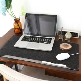 ... Office Desk Computer Pc Source · YBC Felt Mat Mouse Pad Holder Laptop Cases Computer Desk Table Pad intl