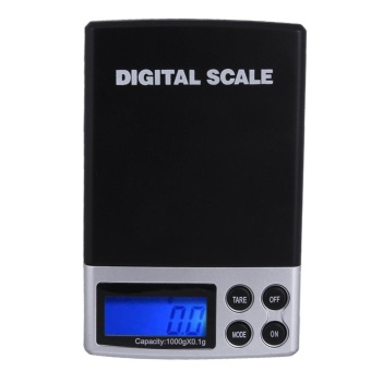 1000g/0.1g Digital Weight Milligram Scale Jewelry Balance Gram Scale - intl