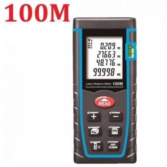 RZ-E100II 100m Digital Laser distance meter with bubble level -intl. Source · 100M Meter Rangefinder RangeFinder Build Measure Device TestToolLaser Distance ...