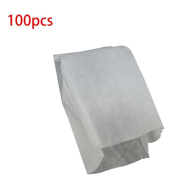 100Pcs/Bag Nursery Pots Seedling Raising Bags Bag Garden Supply 3 Size Gadget - intl