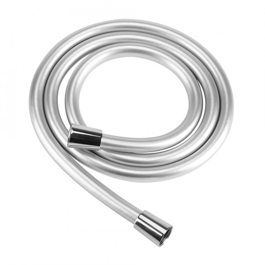 1.5M Flexible PVC Shower Hose Smooth Connector Water Head Pipe ...