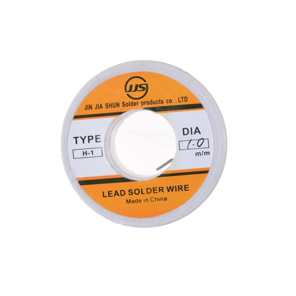 1mm 100g Rosin Core Solder Flux Soldering Welding Iron Wire Reel ...