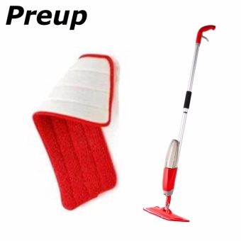3 Colors Replacement Microfiber mop Washable Mop head Mop Pads FitFlat Spray Mops Household Cleaning Tools - intl