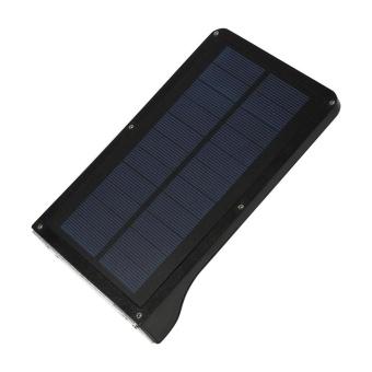 36 LED Outdoor Wireless Solar Power Motion Sensor Light Lamp(Black) - intl - 3