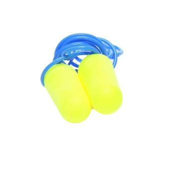 3M(TM) E-A-Rsoft(TM) Yellow Neons(TM) Earplugs - Regular Corded (10 pairpack)