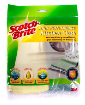 Harga 3M(TM) Scotch-Brite(R) High Performance Kitchen Cleaning Cloth