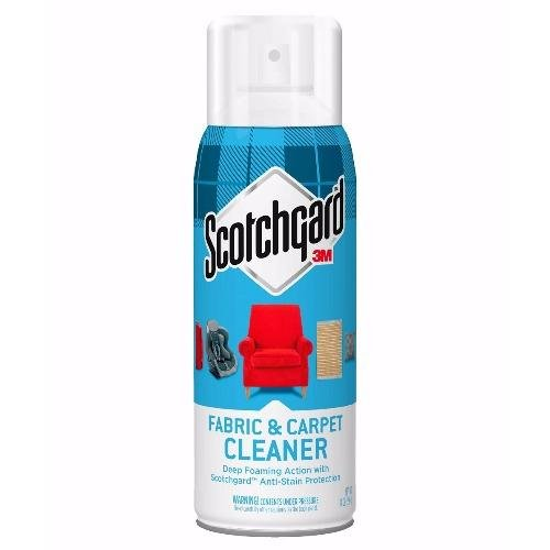 3M Scotchgard Cleaners and Protectors - Fabric and Upholstery Cleaner  4107-14