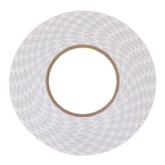3mm Scotch 3M Double Sided Tape Sticky White for Mobile Phone - intl