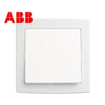 ABB Concept BS White One Gang Switch [AC105-WHI]