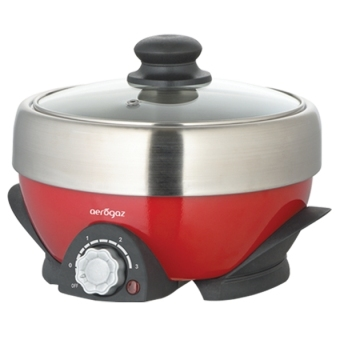 Harga Aerogaz AZ-3022MG 3L Multi Function Cooker