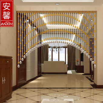 Harga An Xinhu Lu feng shui door bedroom curtain door curtain