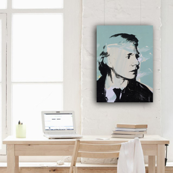 Andy Warhol Pop Art Portrait Studio Paintings Decorative Painting Frame Living Room Bedroom Dining