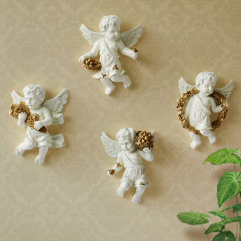 Angel living room aisle wall decorative products wall hangers