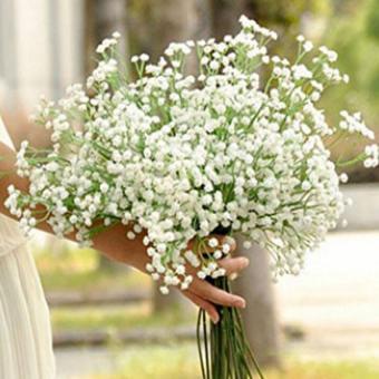 Artificial Gypsophila Silk Flower Party Wedding Decoration - intl - 2