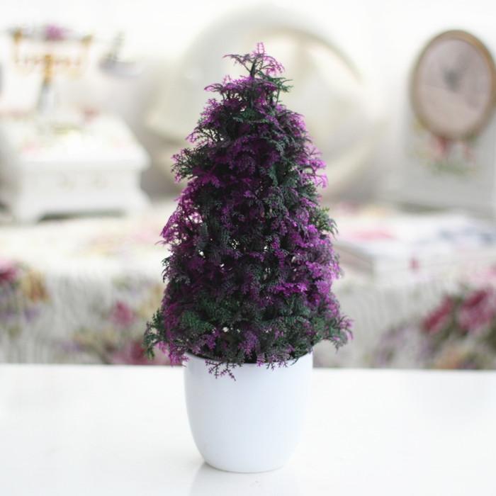 singapore   artificial plants potted bonsai tree ball plants fake Artificial Plants in Planters