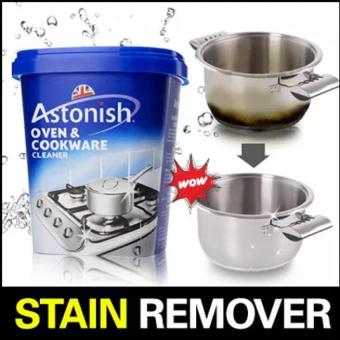 Astonish Oven and Cookware Cleaner / Cleaning paste 500g / taps /tile OVENCOOKWARE CLEANER / Tea Coffee Stain Remover from