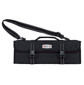 Atlantic Chef 8 Slots Knives Bag (Black)