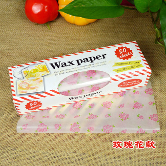 Baked Goods Packaging greaseproof paper