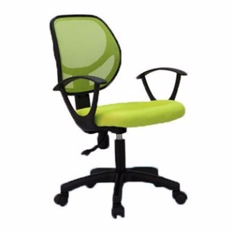Basic Office Chair Rein S02 Green-delivery-weekdays before 6pm Singapore