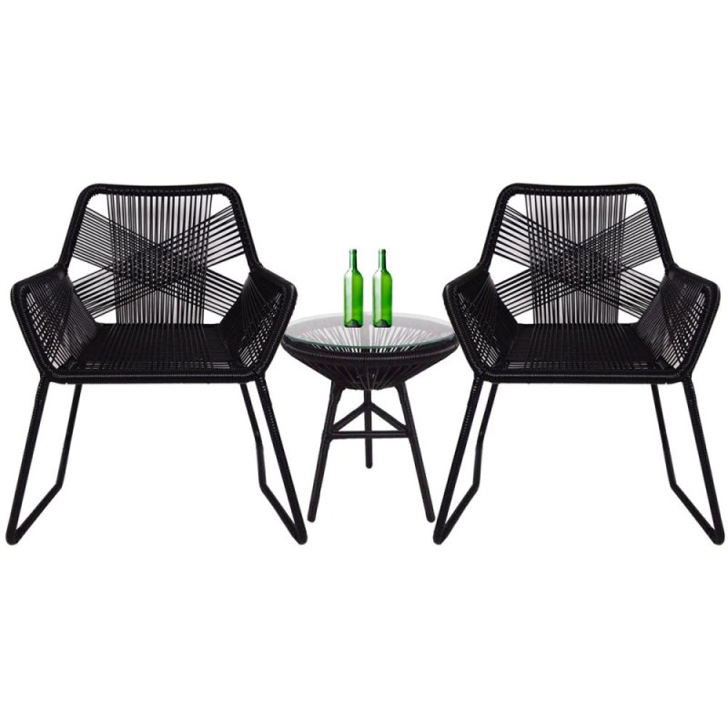 Bay Patio Set (Fully Assembled)