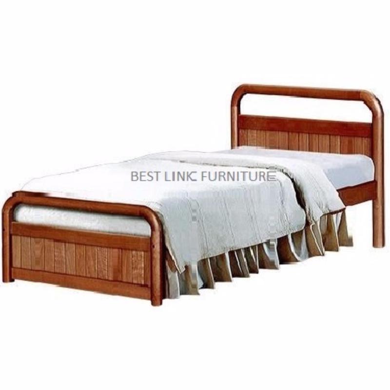 BEST LINK FURNITURE BLF 19 Bed Frame (Super Single)