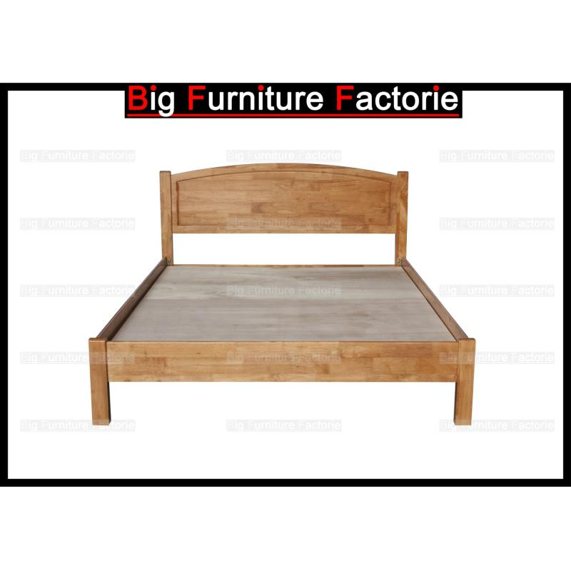 BFF-211-WB Solid Wooden Bed