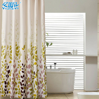 Billion plus billion bathroom bath cloth to send hanging ringbathroom curtain