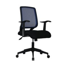 Bolton Mesh Office Chair - Blue Singapore