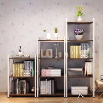 BS002, Book Shelf Multilevels, Storage shelf, 4 level, BS