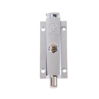 Button Push Open Safety Lock Door Window Security Bolt Latch Lock Door  Hardware   Intl