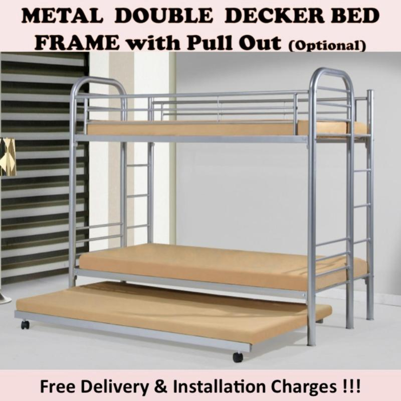 CANDY Double Bed with 1 Plywood