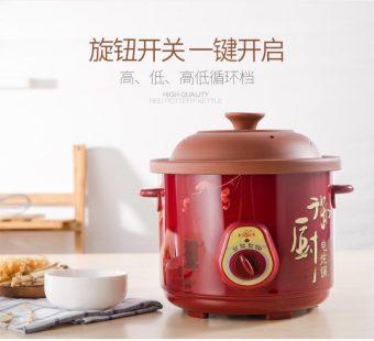Ceramic Bird's Nest BB pot soup pot stew pot