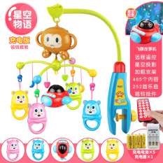 Childrens music 0-1-year-old baby toys 3-6 a month for men and women baby bed Bell children 7-8-9-11-12 a month