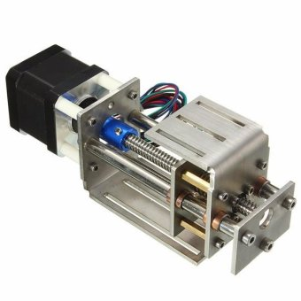 CNC Z Axis Slide 60mm 3 Axis Engraving Machine DIY Milling Linear Motion - intl - 3
