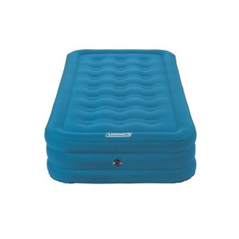 Coleman DuraRest(TM) Double High Twin - 1 Person Travel Camping Portable Inflatable Airbed Mattress