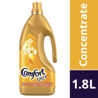 Harga Comfort Concentrates Ultra Aromatherapy Gold Fabric Softener 1.8L